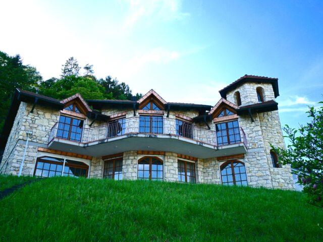 Ludwigshafen Villa mit Seesicht